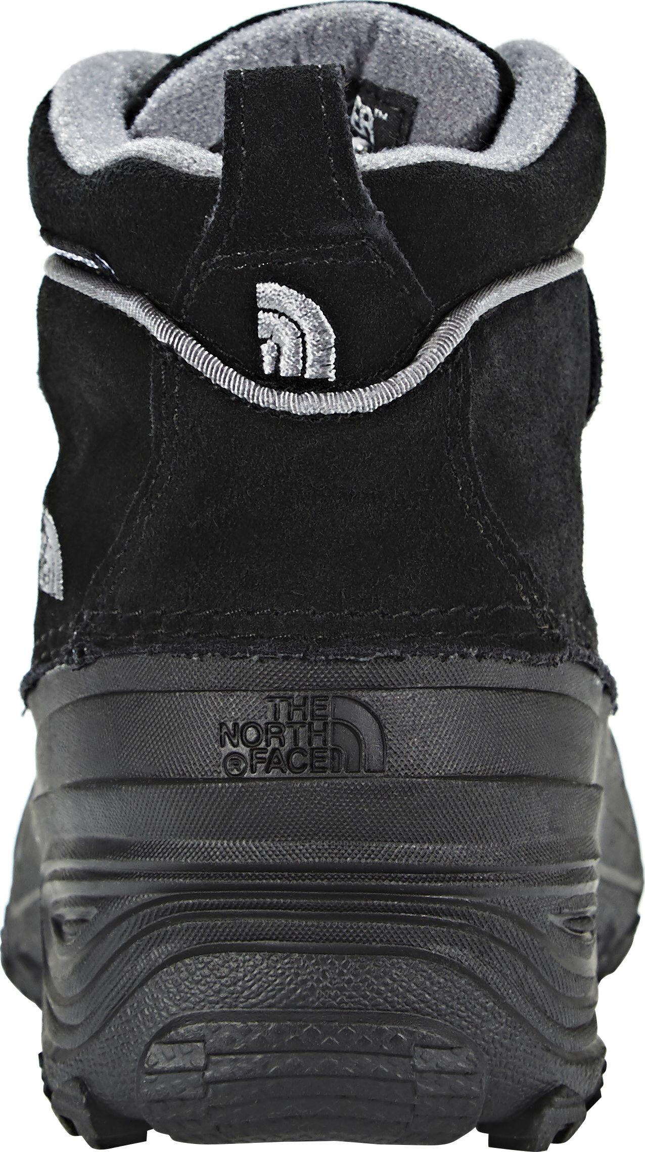 f5f617074 The North Face Chilkat Lace II Boots Kids tnf black/zinc grey